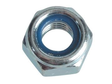 Nyloc Nuts & Washers Zinc Plated M10 ForgePack 8